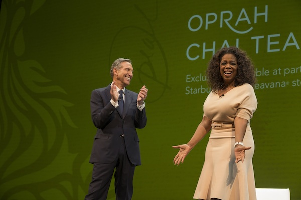 oprah-howard schultz-starbucks tea
