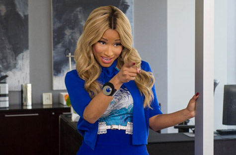 Nicki Minaj helps give 'The Other Woman' the top spot in the box office