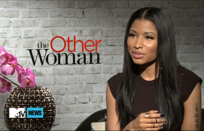 Nicki Minaj talks getting back to her roots