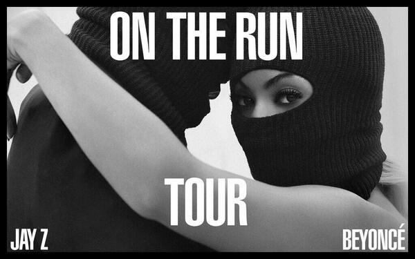 "Beyoncé and Jay Z Announce the ""On The Run"" Tour"