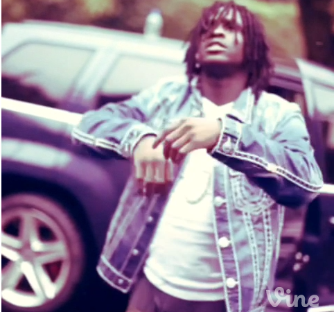 "Chief Keef's ""Party In The USA"" Vine"