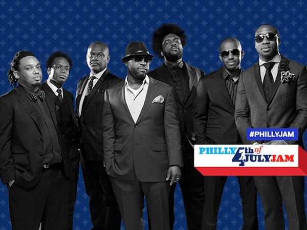 2014 Philly 4th of July Jam