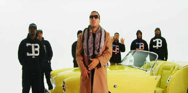 French Montana Releases '88 Coupes' Video