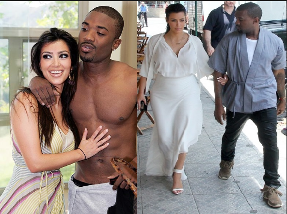 Is ray j gifting his sex tape profits to kimye for their wedding