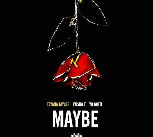 """Teyana Taylor Releases """"Maybe"""""""