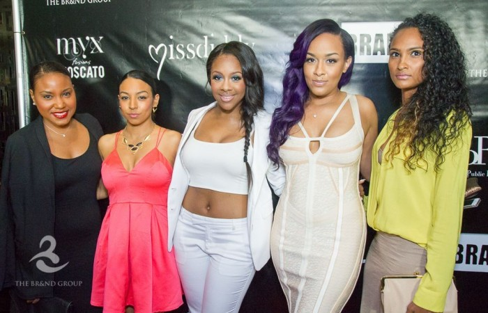 Miss Diddy at Young Hollywood Event