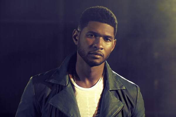 Usher and Juicy J Releases 'I Don't Mind'