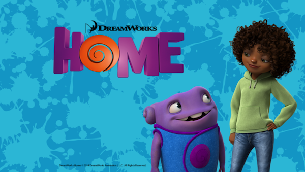 Rihanna to Voice Tip in 'Home'
