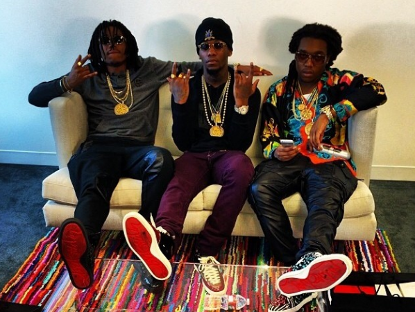 Migos Shooting in Gwinnett County