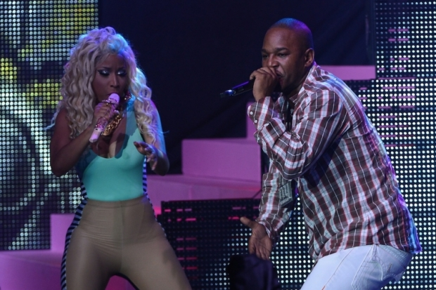 Nicki Minaj and Cam'ron Collaboration