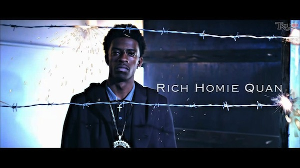 Rich Homie Quan Drops 'Get TF Out My Face' Video