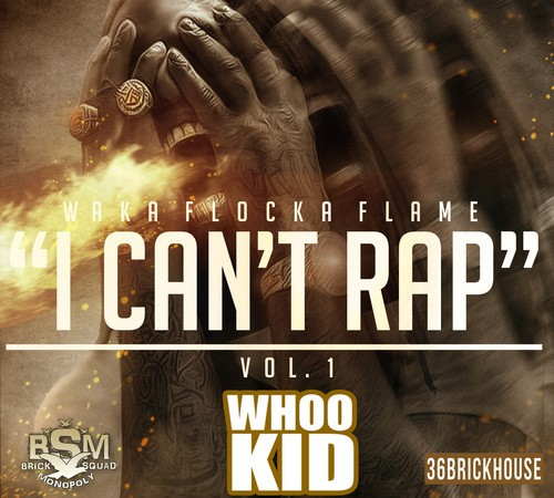 I Can't Rap Vol. 1