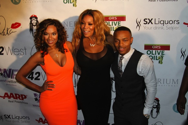 shad moss erica mena and wendy williams