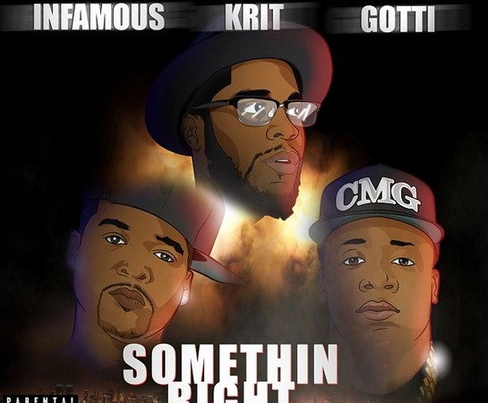 Somethin Right - K.R.I.T. & Gotti