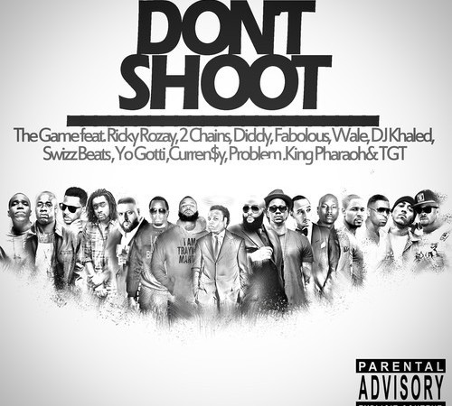 Game - Don't Shoot