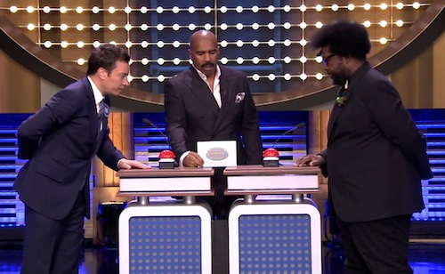 jimmy fallon the roots family feud