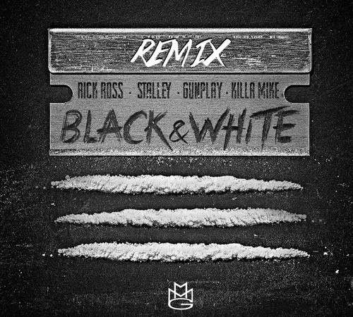 Rick Ross - Black and White Remix