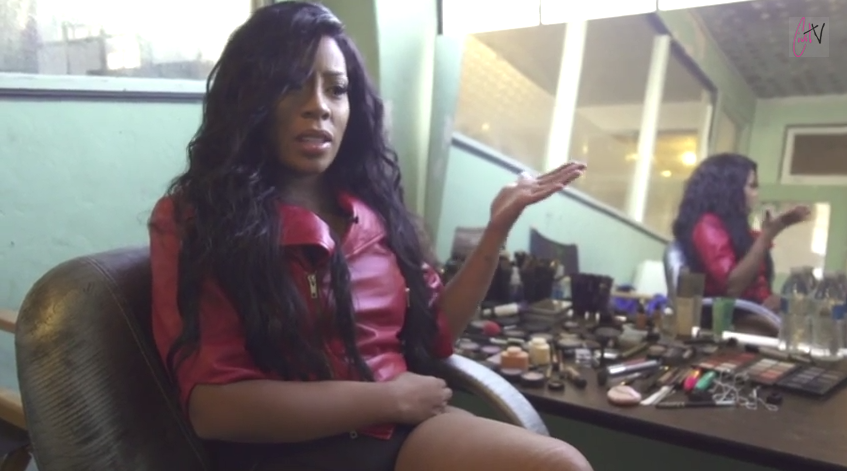 K. Michelle Civil TV