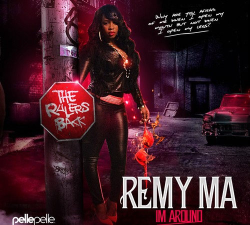 remy-ma-im-around-cover-KarenCivil