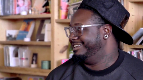 T-Pain Proves He Can Sing