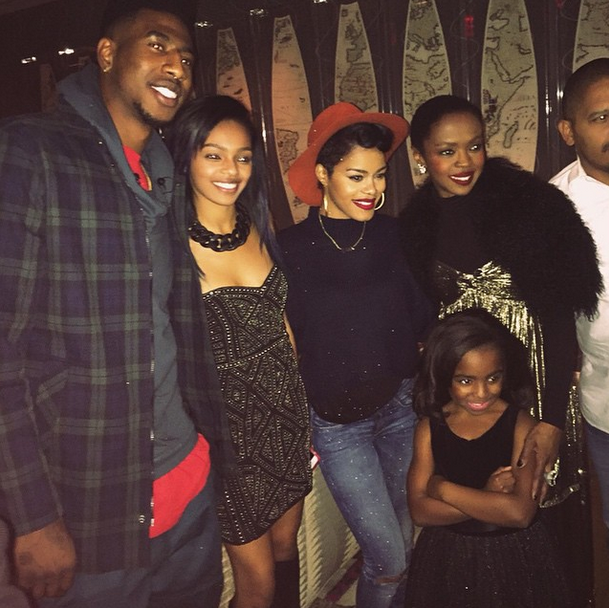 Teyana taylor meets lauryn hill shares experience on instagram