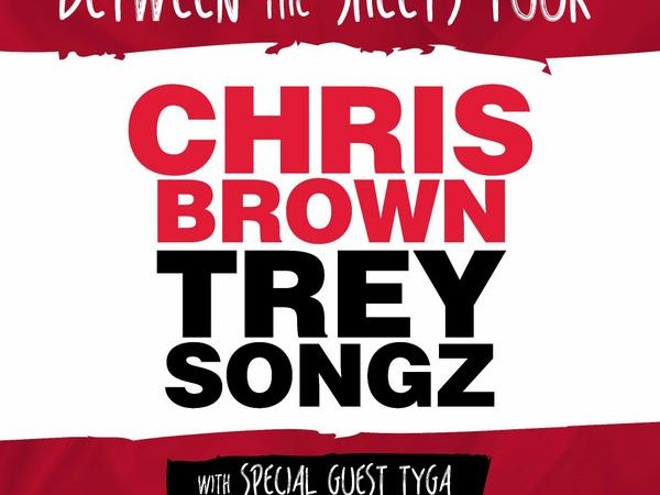 Between the Sheets - Chris Brown and Trey Songz