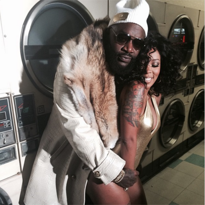 Rick Ross and K.Michelle