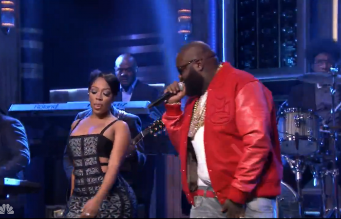 Rick-Ross-K.-Michelle-If-They-Knew-KarenCivil