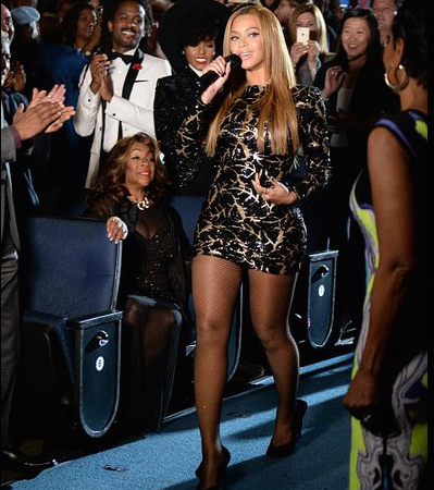 Beyonce - Stevie Wonder Grammy Tribute