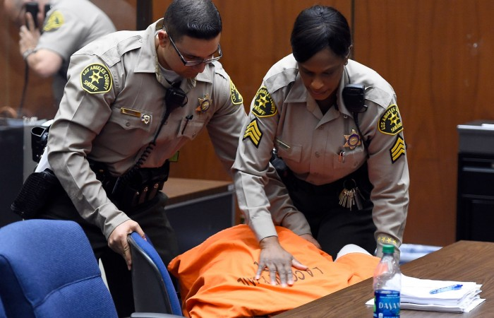 "Marion ""Suge"" Knight Court Appearance"