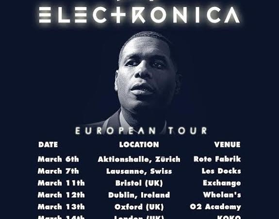 Jay Electonica Europe Dates