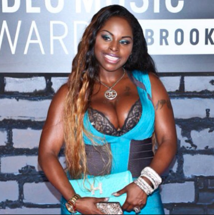 Foxy Brown 2015 Foxy Brown Swindles Fans With