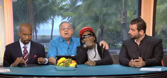 lil wayne highly questionable