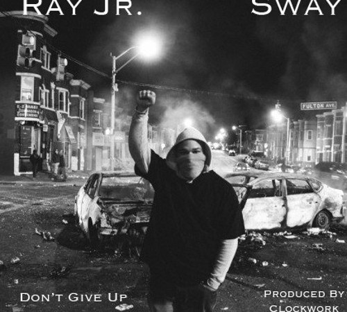 ray jr sway dont give up