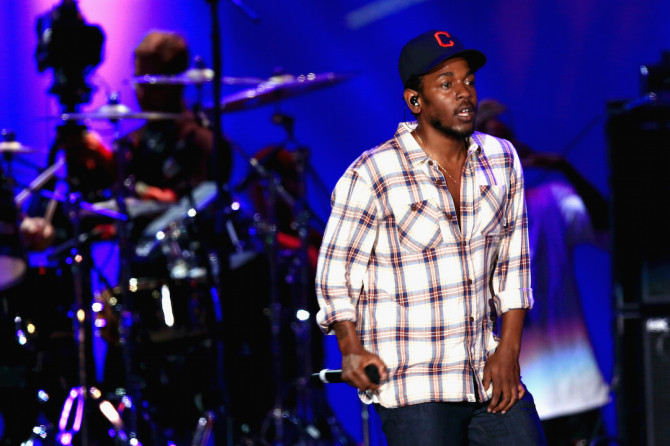 performs onstage during day 1 of the 2014 Budweiser Made in America Festival at Los Angeles Grand Park on August 30, 2014 in Los Angeles, California.