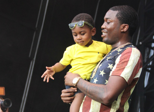 Meek Mill Shares A Love-Filled Letter To His Son For ...