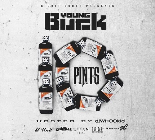 young buck new mixtape 10 pints cover