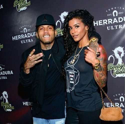 Kid Ink & Fiancee,...Kid Ink Almost Home Freestyle