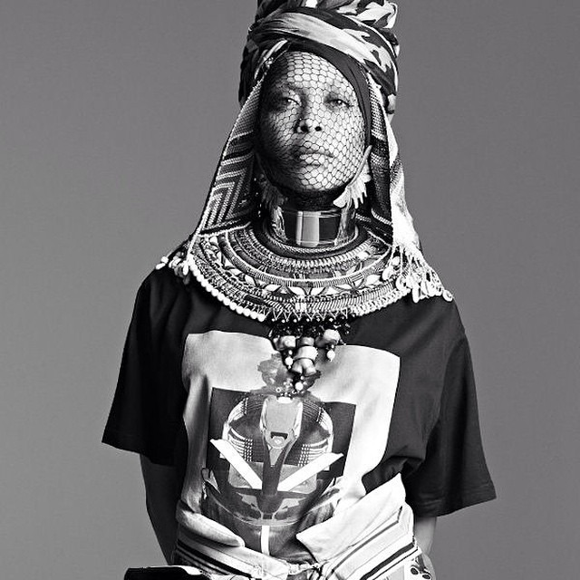Erykah Badu Window Seat Youtube Part - 27: Itu0027s A Rare Occasion When Erykah Badu Does An Interview So Her Stopping By  With The Breakfast Club Is A Pretty Big Occasion. Jay Electronica Even Made  An ...