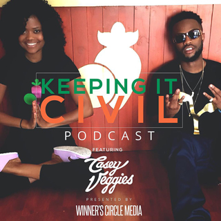 Keeping It Civil Podcast: Casey Veggies