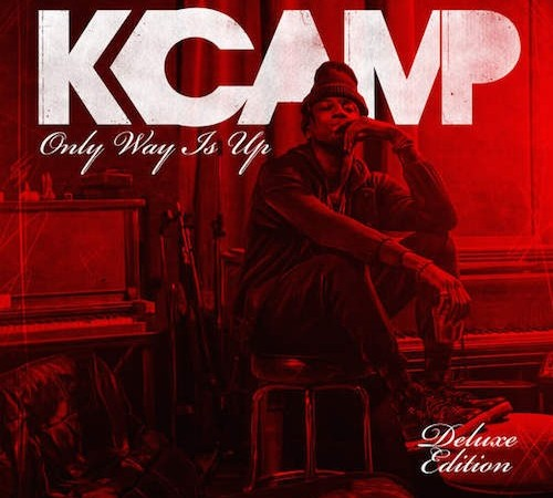 k camp only way is up deluxe album cover