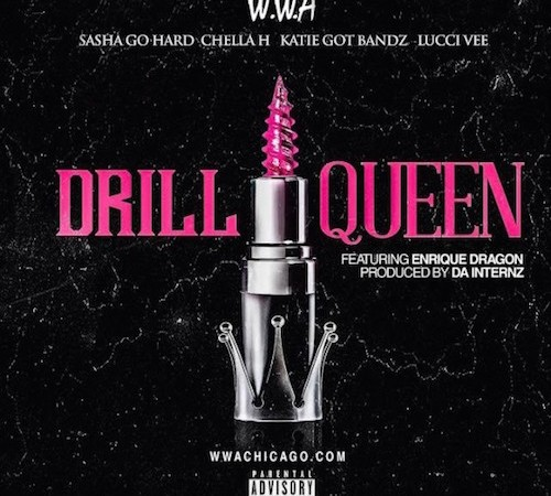 w.w.a. drop new song drill queen