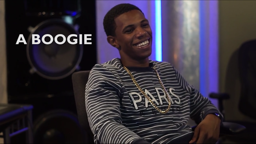 A. Boogie wit da hoodie civil tv welcome to my neighborhood