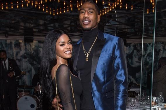 karen civil dinner series iman shumpert teyana taylor