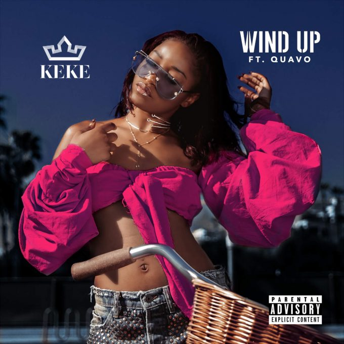 Keke Palmer Wind Up Quavo