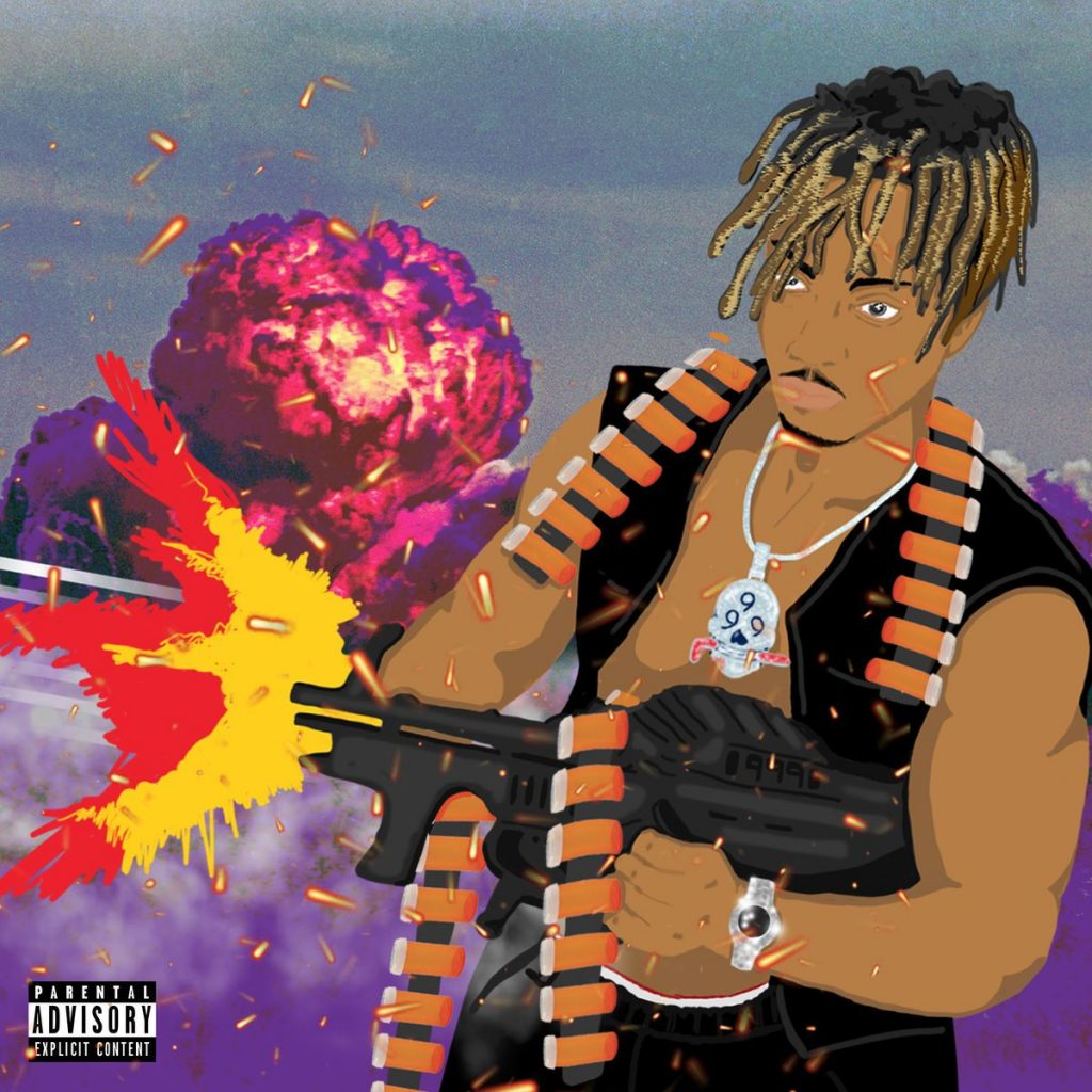 Juice WRLD Drops New Song 'Armed And Dangerous'