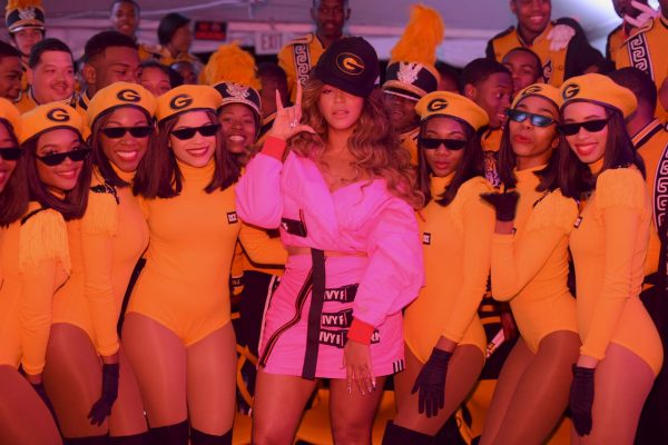 Beyonce Adidas Release Their Beychella Themed Promo For