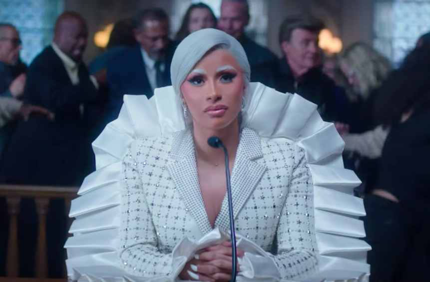 """WATCH Cardi B's New Music Video For """"Press"""""""