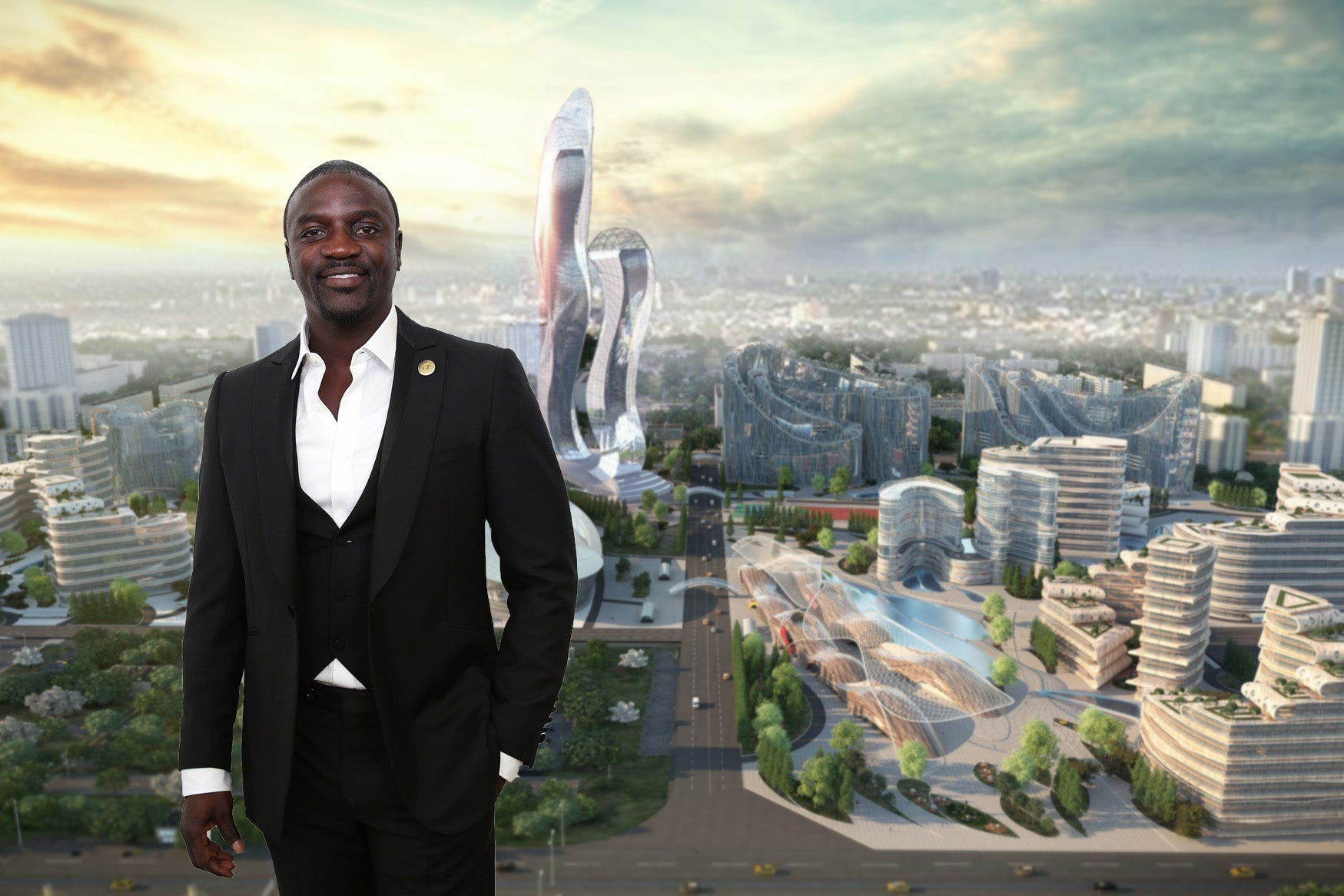 """Akon Has Finalized The Agreement For """"Akon City"""" In Senegal"""